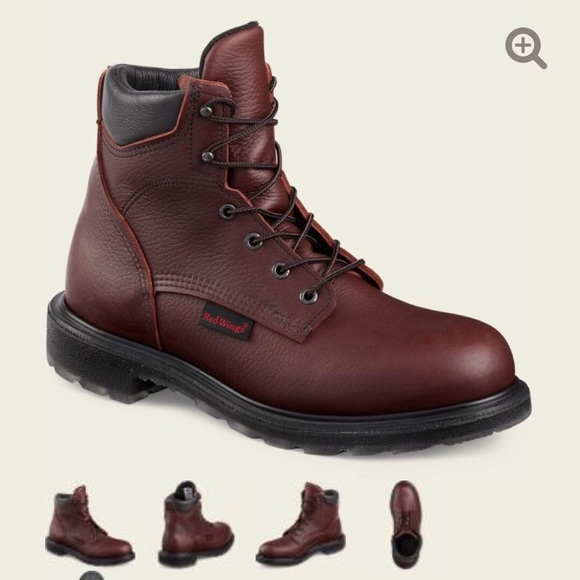 ddd97381775 Red Wing Style 2406 Steel Toe Boots